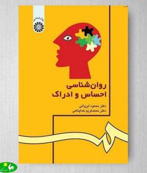 روانشناسی احساس و ادراک محمود ایروانی